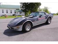 1978 Corvette Pace Car Edition ~Stock #:124B~ Silver