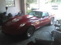 The 25th Anniversary Edition Chevy Corvette in Prime