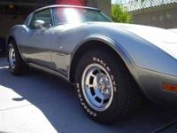 1978 Chevrolet Corvette L48 High Performance This is a