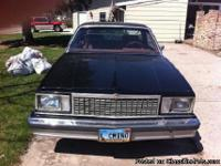 Make:  Chevrolet Model:  El Camino Year: