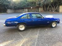 1978 Chevy Nova Ace 350 V8 engine 40,000 miles RWDA