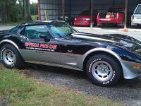 I am selling my 1978 Chevy Corvette Pace Car L48. It