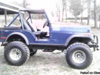 This is a 1978 Jeep CJ, CJ5 that I will sell or trade