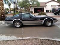 1978 Corvette Indy Pace car completely stock original.