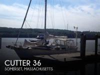 1978 Cutter 36 - Stock #087735 -