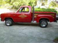 1978 Dodge Lil Red Express Pickup for Sale. The