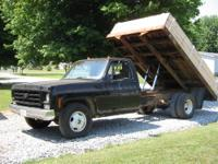 1978 Ford 1 ton dump truck. Runs and drive great. I've