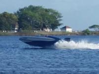 Very good condition. Goes 45mph. It has 70hp. Runs on