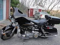 1978 Harley-Davidson Electra Glide ANNIVERSARY EDITION,