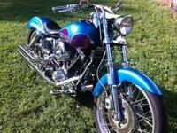 1978 Harley Davidson FXS 1200 Low Rider. This Harley