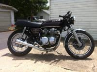 Honda cb550k 1978. Clean title in hand. Many new parts.