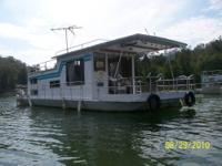 I have a 1978 Captains Craft 12x40 Houseboat and a 1973