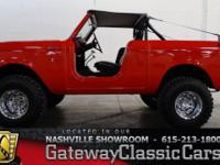 For sale in our Nashville showroom is an ultra rare