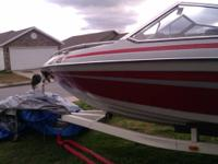I have a 1978 Invador Ski Boat. Loaded and some