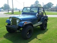 This 1978 CJ-5 is for Jeep nuts who are hunting for