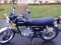 Runs very good All origanal 11,000 miles Great for
