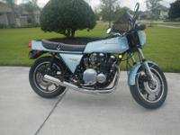 1978 KZ1000 Z1RAmazing example of a Z1R that has been