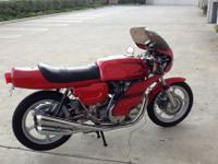 You maybe looking at one of the rarest bikes on the