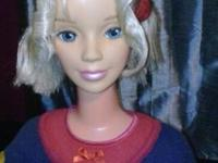 I have a used 1978 Barbie, she clean and in good/fair