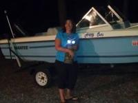 1978 Manatee $3000 OBO Boat has an 80 HP Mercury motor.