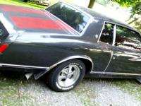1978 Chev Monte Carlo V6 3.8 With a Ford Paint