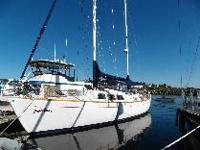 Nice Morgan sailing vessel in nice condition. We are