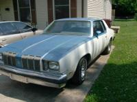have a 1978 olds cutlass supreme,2dr, v8 automatic, 2