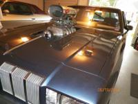 OLDSMOBILE PRO STREET; 467 WITH BEST OF GM PARTS AND
