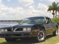 1978 Pontiac Firebird,N.C. Car In Excellent Condition.