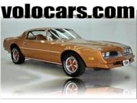 This is a Pontiac Firebird for sale by Volo Auto Museum