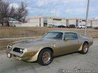 One Magnificent Trans Am With Low Original Miles And