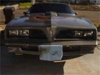 1978 Firebird Trans Am. In great condition. Power