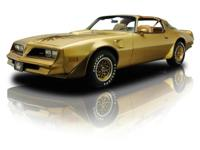 As everyone knows, 1977-1981 Pontiac Trans Ams are,