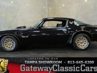 Stock #522-TPA 1978 Pontiac Trans Am  $25,995 Engine: