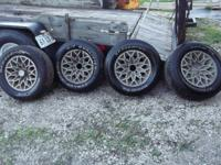 1978 Pontiac trans am rims and tires $200    mike