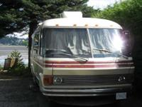 Beautiful Classic 1978 Revcon motorhome in great