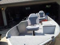 1978 16 ft Sea Nymph 1988 Johnson 40 hp power trim/tilt