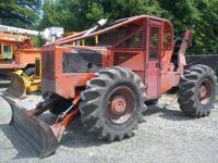 Make - TimberJack Model - 225D VIN# 901131 no hour