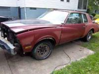 i have a 1980 monte with lots of good parts frame doors