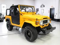 1978 Toyota FJ40  FJ40 WITH NO RUST AND LOTS OF