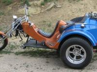 1978 VW Trike $7,000 Firm Beautiful, Well-Maintained