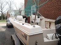 1978 wellcraft v20 with 1998 mercury 150 offshore, turn