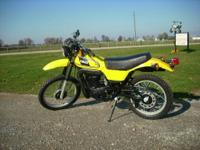 1978 Yamaha DT400 Enduro Semi-restored - VERY CLEAN