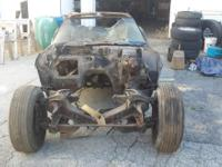 1978 Corvette rolling chassis/body parts. $3000.00 or