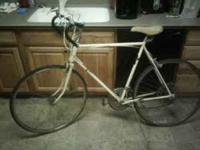 1978 schwinn road bicycle. USA made in Chicago by the