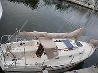 Great Cruising boat! Perfect for shallow water due to
