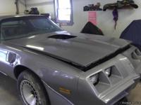 For sale is a 1979 Pontiac Trans Am 10th Anniversary