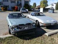 I have three Mazda Rx-7's that I would like to sell.