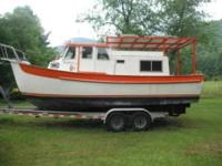 Stock Number: 713982. I have a 1979 outer reef trawler