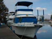 Type of Boat: Power Boat Year: 1979 Make: Uniflite